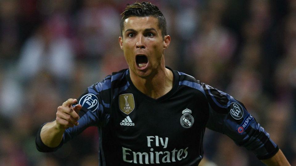 Cristiano Ronaldo sukses menjadi pahlawan dalam laga kontra Munchen
