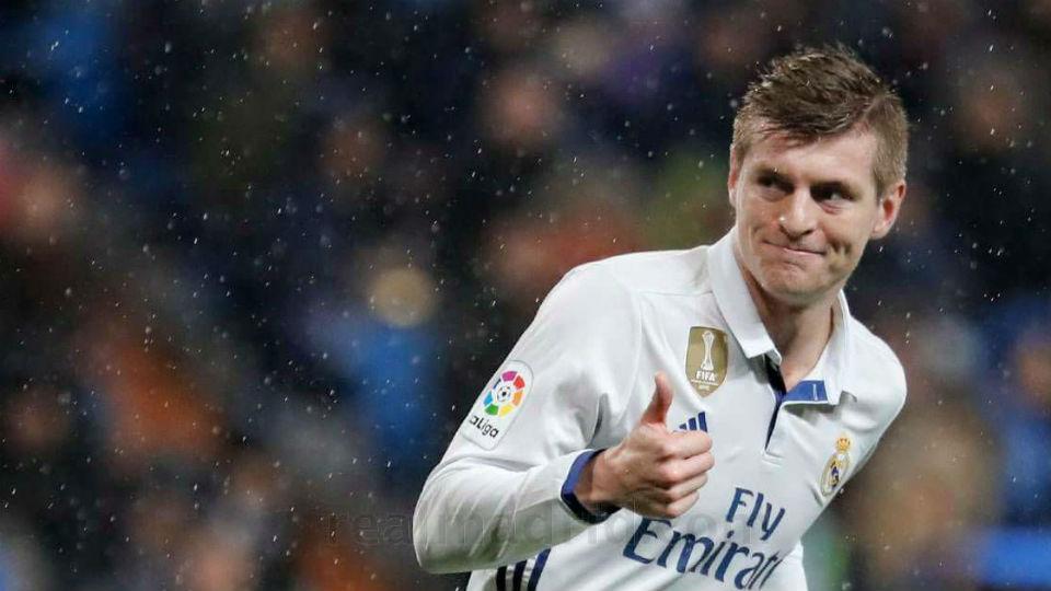 Toni Kroos akan reuni di Allianz Arena