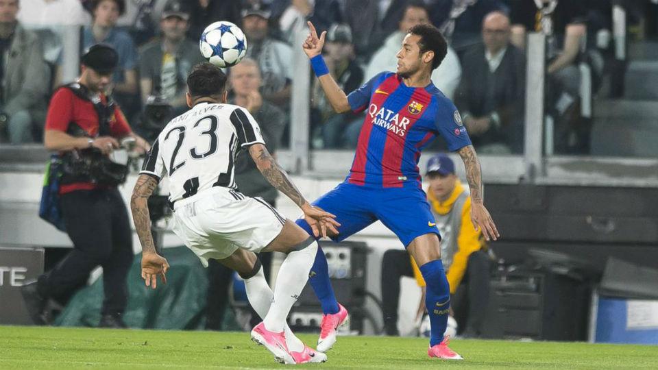 Barcelona tak berkutik meladeni permainan Juventus